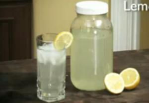 Tasty Homemade Lemonade