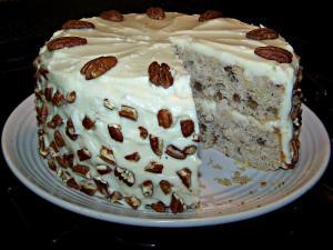 Gluten-Free Hummingbird Cake