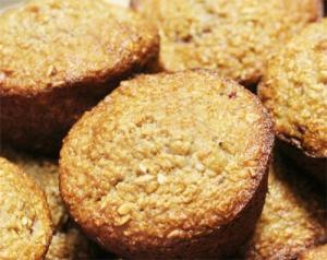Eight-Grain Muffins