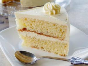 Delicate White Cake