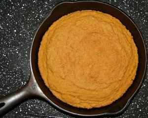 Skillet Cornmeal Mush