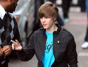 Justin's lean look due to lean meat in his diet