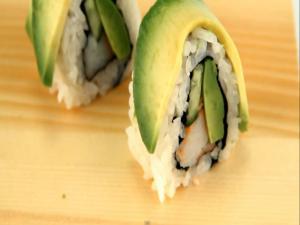 Caterpillar Sushi Rolls