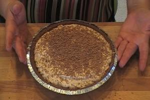 Easy Chocolate Peanut Butter Pie