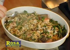 Seafood Chowder Salad
