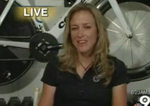 Interview with World Champion Cyclist Kristin Armstrong