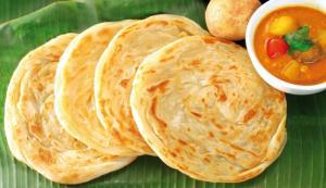 Malaysian - Roti Canai