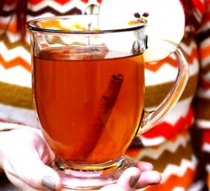 Mulled Apricot Nectar