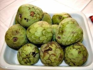 how to eat cherimoya? Nature's creme of fruits