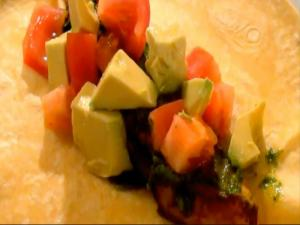 Chimichurri Fish Tacos