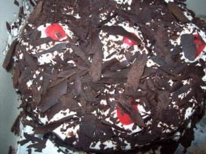 Sinful Chocolate Cake