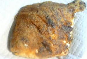 Indian Fried Pomfret