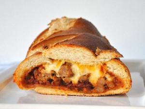 Baked Tuna Cheese Loaf