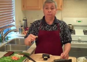 Veggie Nori Sushi Rolls