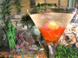 Sunken Treasure Martini