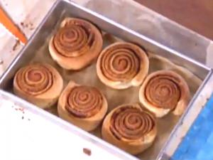 Healthier Cinnabon Clone - From The Dr. Oz Show