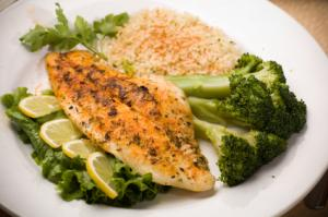 one of the benefits of eating fish is prevention of prostrate cancer