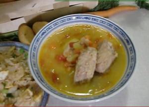 Hongkong Borscht Soup