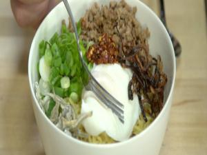 How to make Chili Pan Mee with Nicko's Kitchen