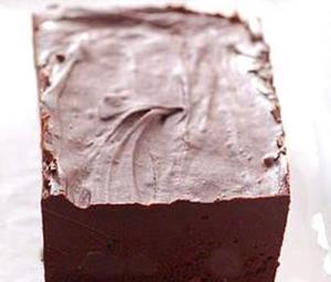 Rich Cocoa Fudge
