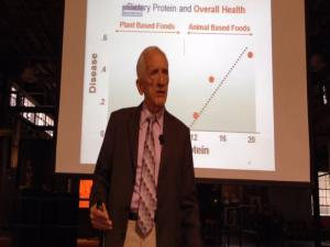 Wholistic Nutrition by Dr. T. Colin Campbell Part 2