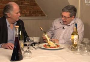 Wine & Food Pairing at Bill Warry's World of Wine - Dish 1 Cod & Scallops