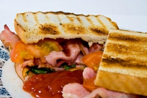 Sandwich - a popular easy and quick family food