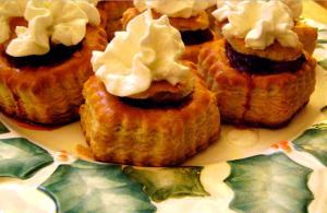 Fruit In Easy Puff Shell