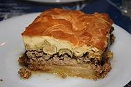 Moussaka is the Greek National Food
