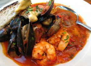 Seafood Royale