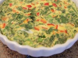 Simple, Healthy Egg Frittata