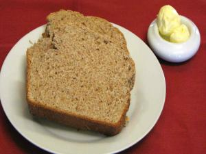 Irish Brown Bread - St. Patrick's Day