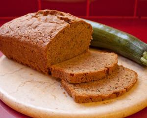 Zucchini Ginger Bread