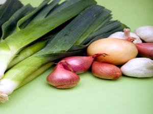 Leeks, Shallots and Pearl Onions