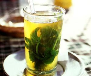 Minted Tea