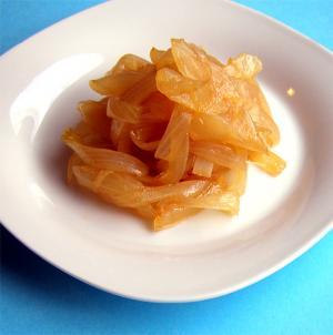 Amber Onions