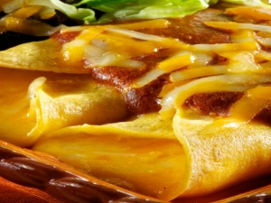 90 Second Cheese Enchilada