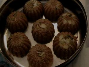 Chooma Na Ladoo A Sweet From India