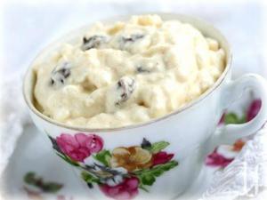 Rice Pudding With Nutmeg