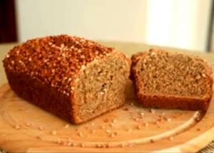 Classic Brown Bread