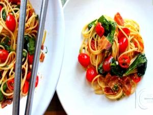 Summer BLT Pasta