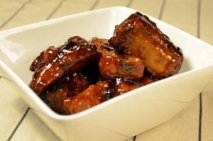 Sweet And Sour Pork Spareribs