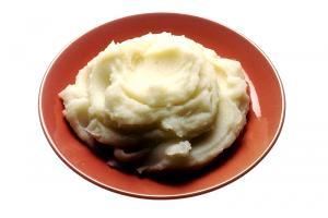 Easy Mashed Potatoes