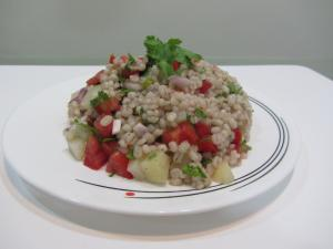 Healthy Barley Salad