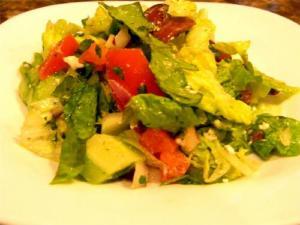 Mixed Herb Salad