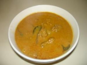 Mutton Saru or curry