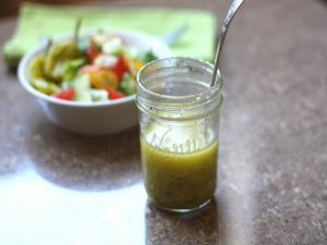 French Vinaigrette Dressing