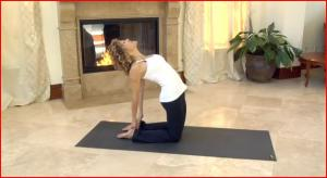 Ustrasana (Camel Pose) with Yoga Expert Holly Mosier