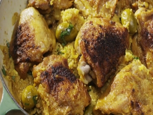 Chicken and Couscous One-Pot