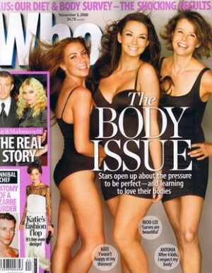 4 Most Wacky Celeb Ways To Remain In Shape